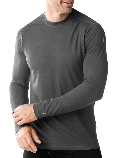 Smartwool M's PhD UL Long Sleeve Charcoal